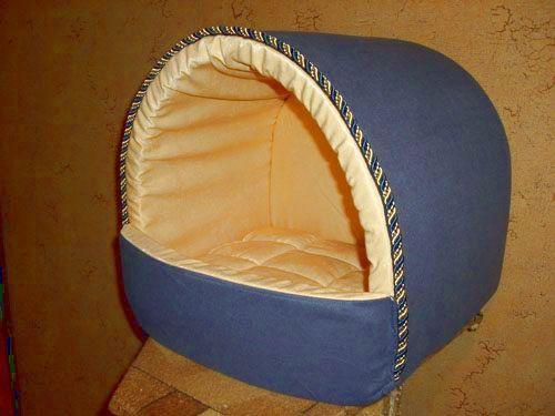 Выкройка домика для кошки из поролона фото 218