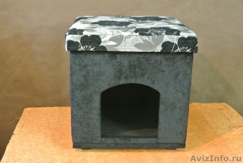 Сниму домик для кота