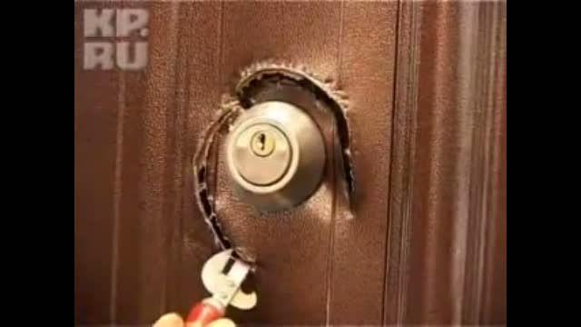 Ищется входная металическая дверь Б/У.