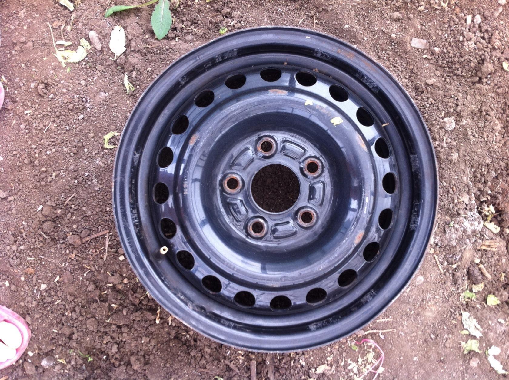 Штампованные диски форд фокус 2 тзск 20 фотография