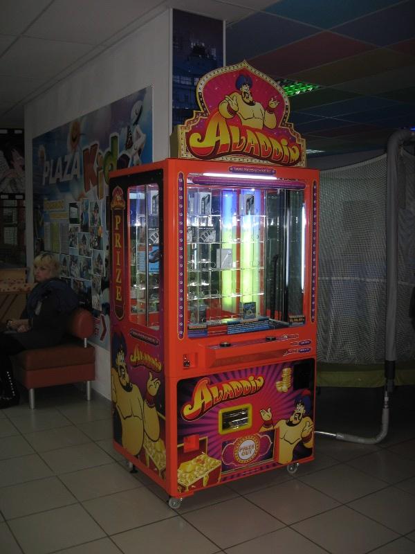 Торговые автоматы тюмень