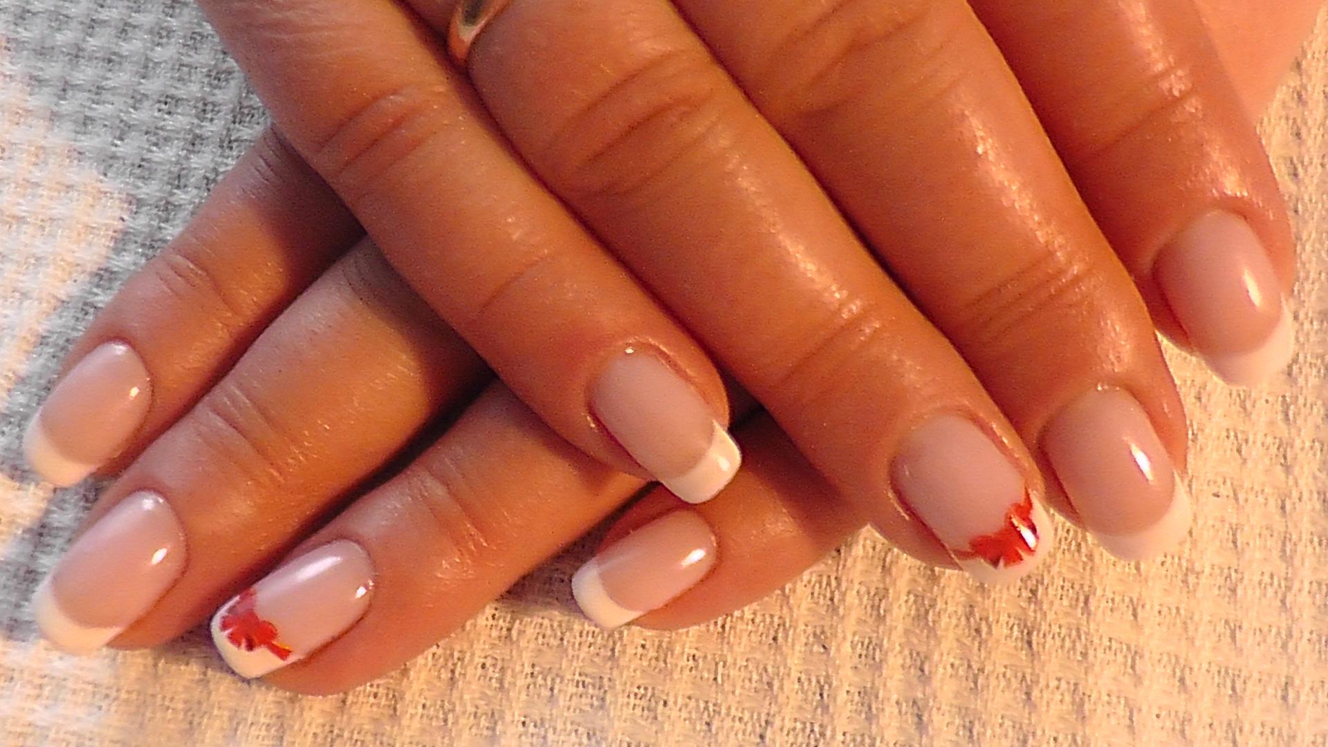 фото подтверждают, укрепление ногтей гелем дизайн фото данном