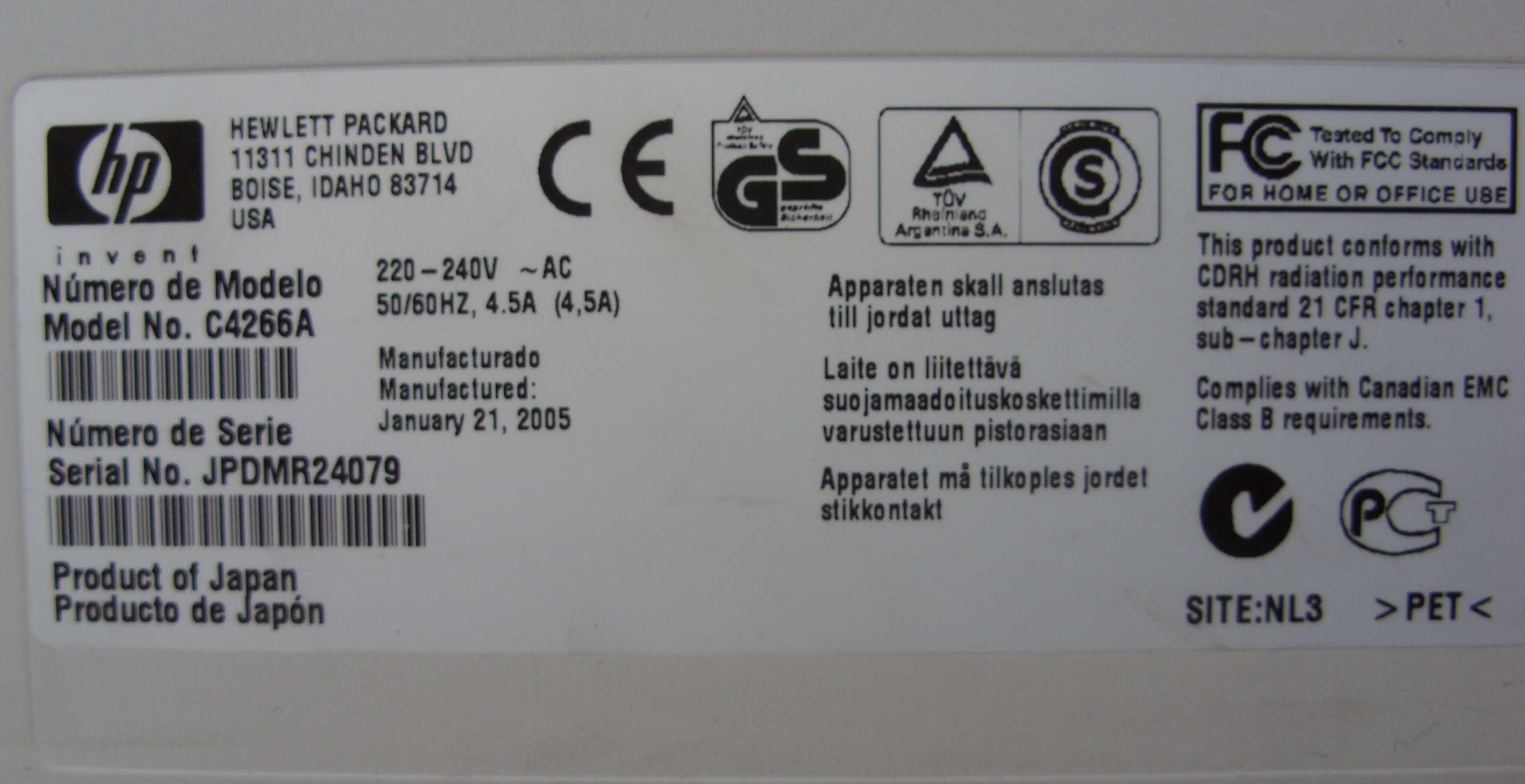 Hewlett Packard 3048h Скачать Драйвера (Rotule)