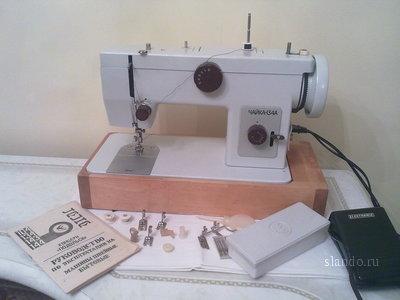 Инструкция Швейная Машина Чайка 132М