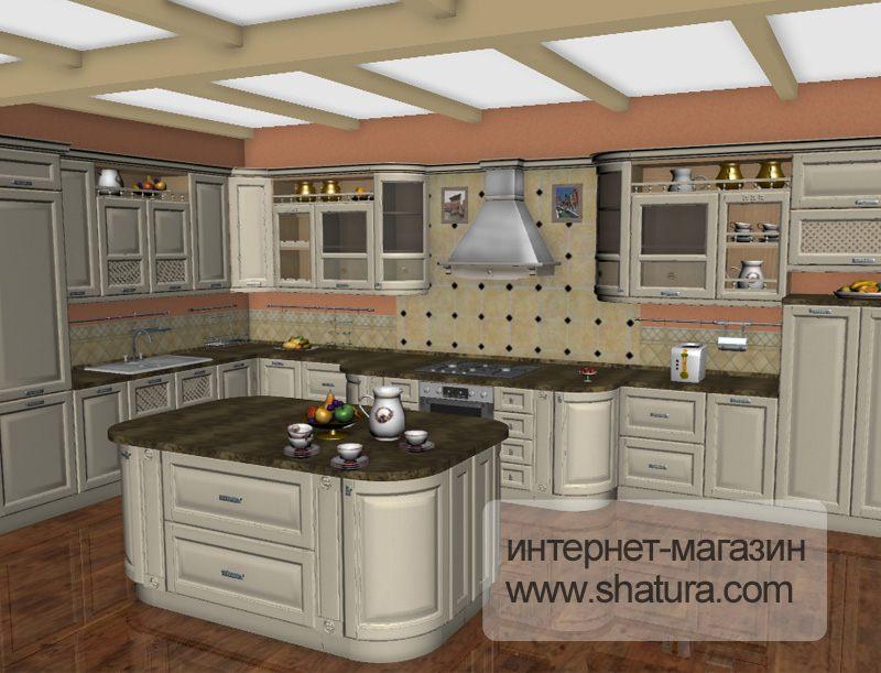Кухни шатура каталог фото