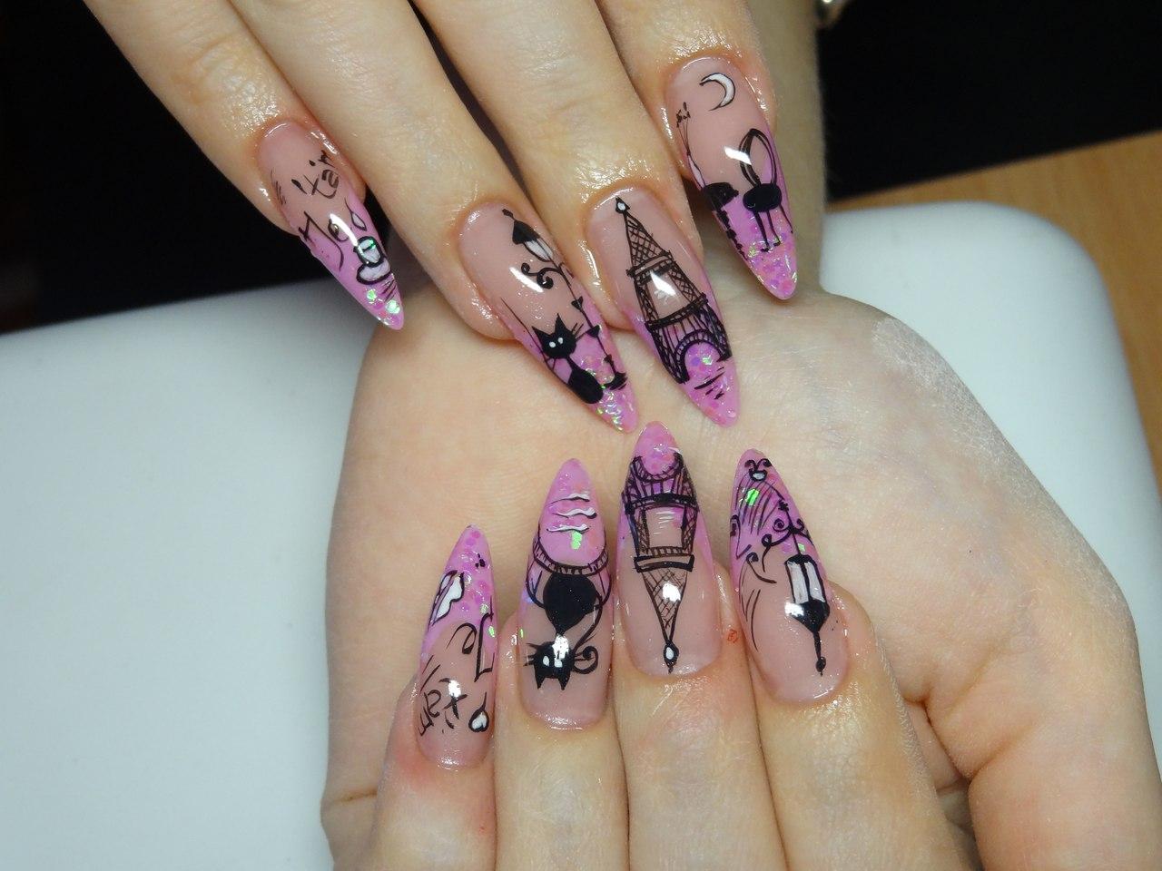 Как нарастить ногти в домашних условиях? 98
