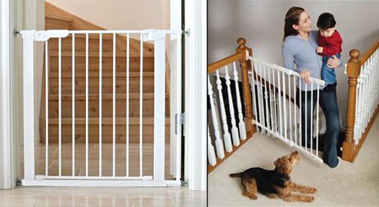 Заграждения на лестницу от детей