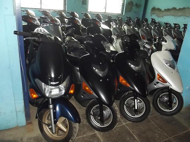 Купить с доставкой по россии скутер в владивостоке