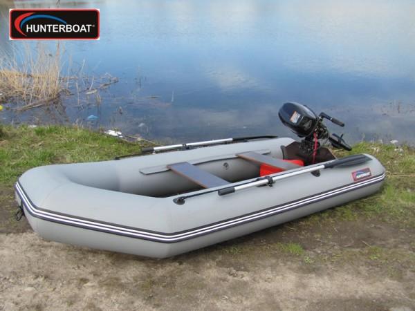 лодка резиновая хантер 320