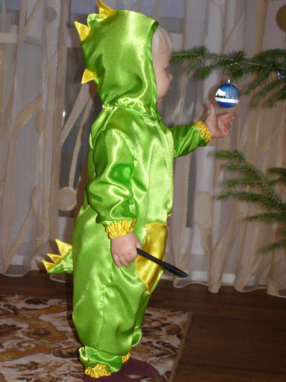Новогодние костюмы дракона своими руками