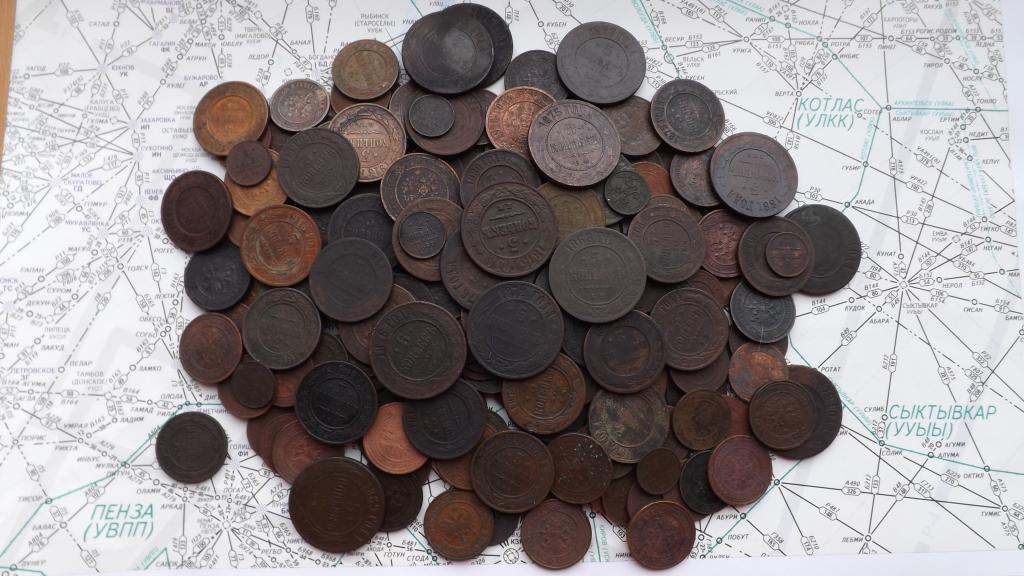 Монеты боны с дерябиной 24