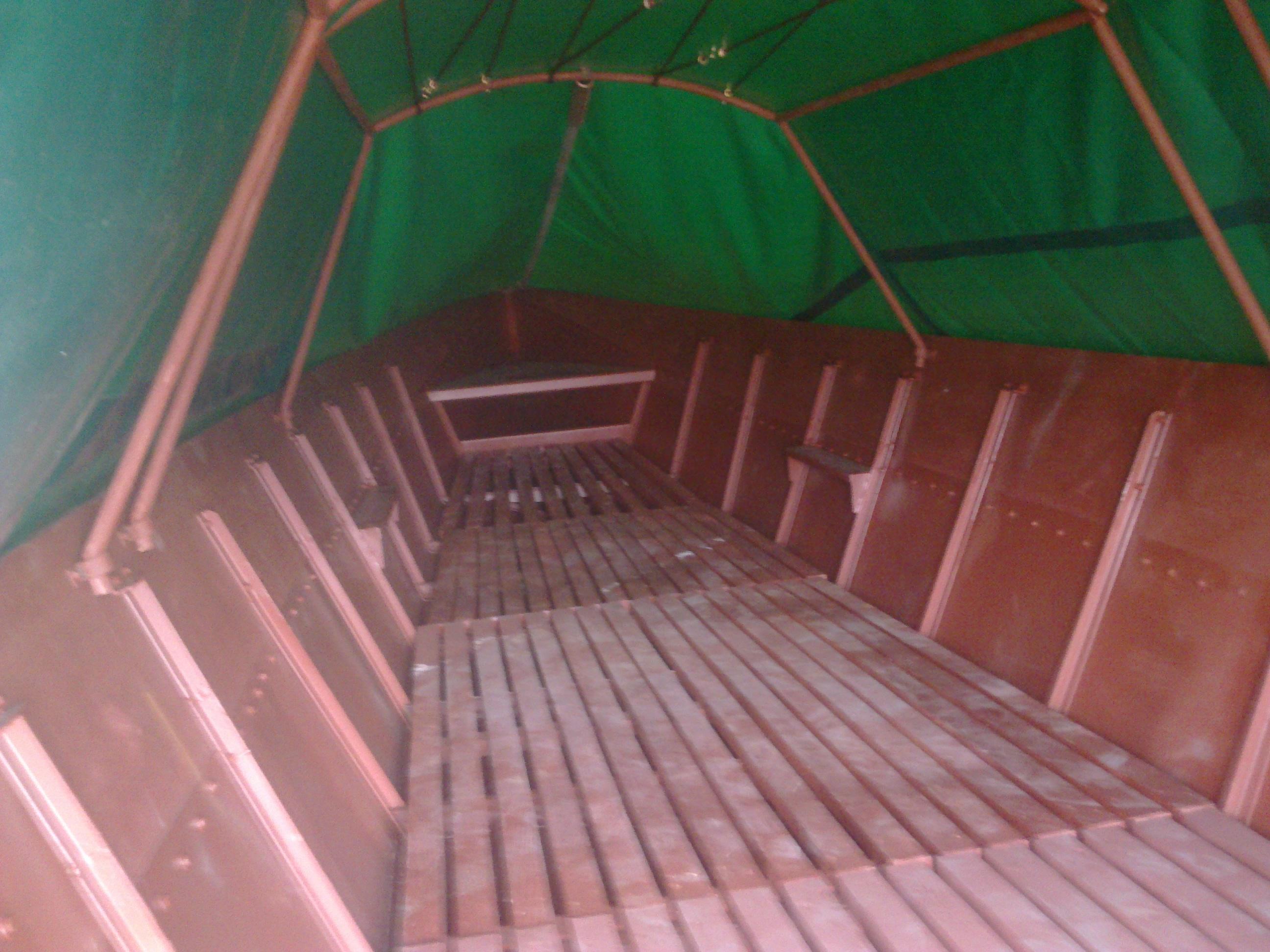 Плоскодонная лодка из фанеры