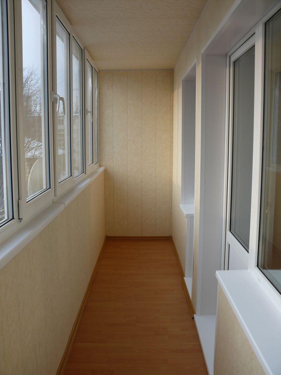 Стоимость обшивка балконов москва..
