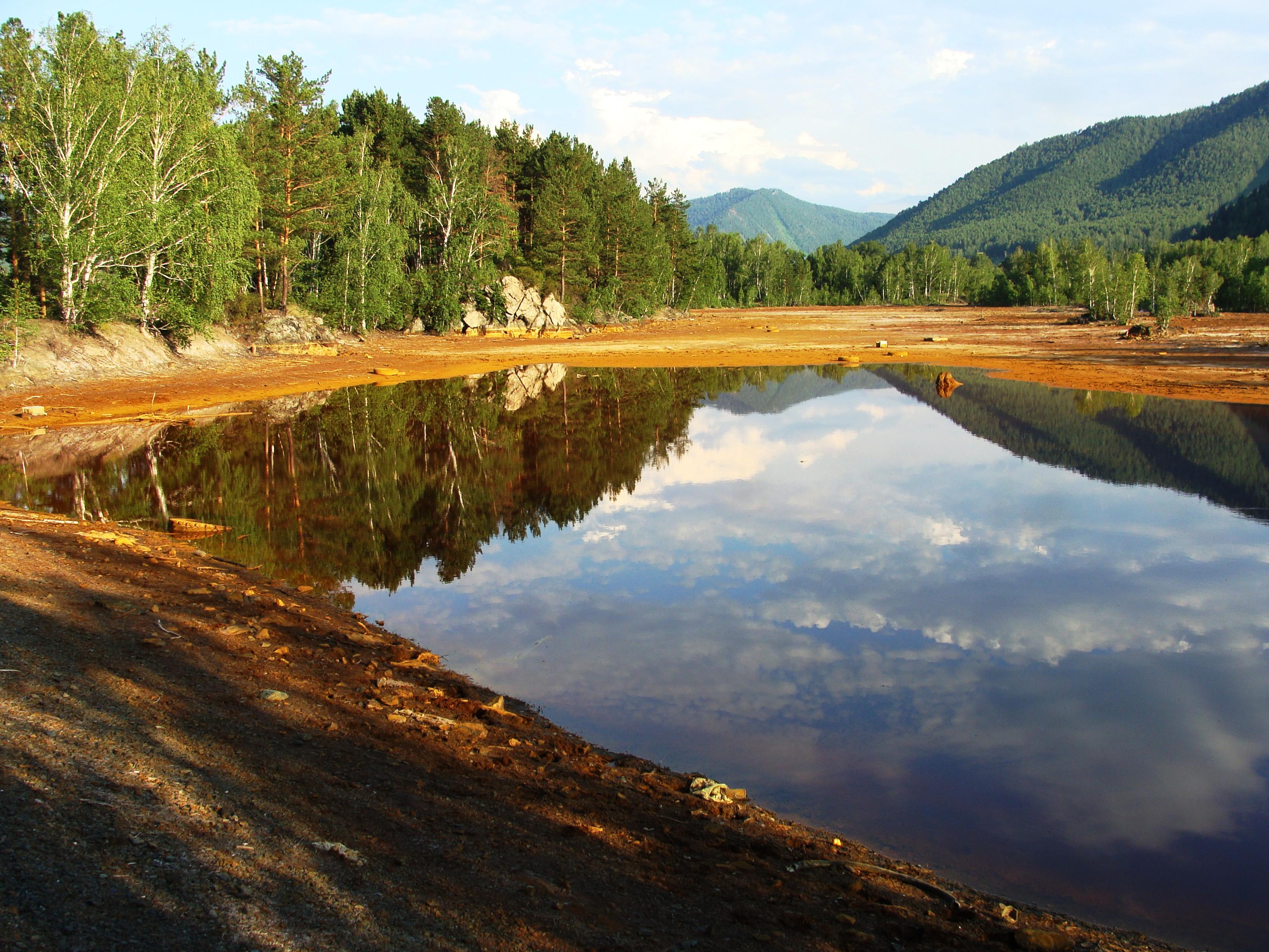 природа фото хакасии