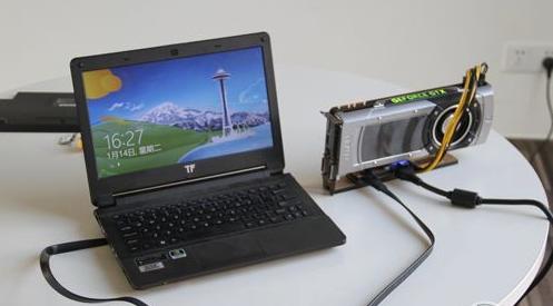 Внешняя видеокарта для ноутбука своими руками фото