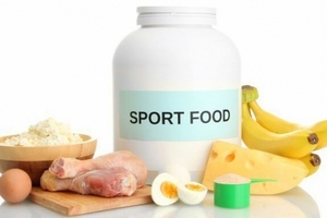 Спортивная еда