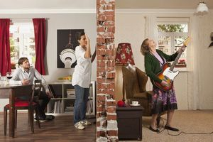 Шум в квартире