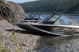 Водомётные катера