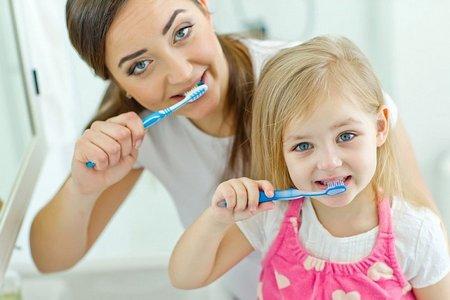 Зубная счетка