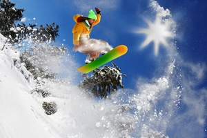 Уход за сноубордом