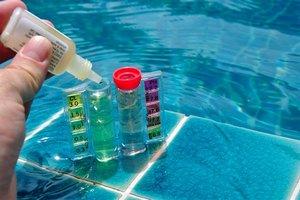 <br />Cредства для ухода за бассейном