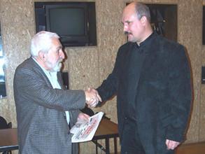 Журналист из Хакасии – номинант премии имени академика Сахарова