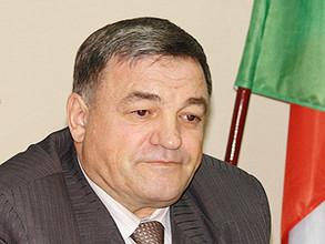 Николай Жолоб назначен помощником Сергея Миронова