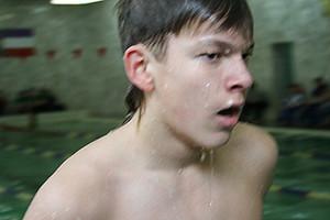 16-летний пловец из Саяногорска выполнил норматив мастера спорта
