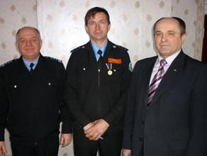 В Сибирьтелекоме состоялось награждение работников Связь-безопасности