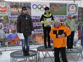 Результаты чемпионата и первенства Хакасии по лыжным гонкам