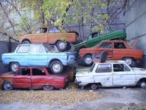 За старую машину в Хакасии начнут давать 50 тысяч рублей