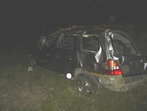 В Алтайском районе разбился житель Саяногорска