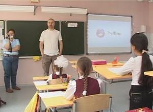 Мультфильм о гидроэнергетике посмотрели школьники поселка Черемушки