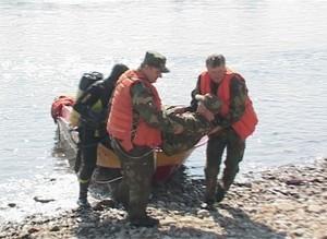 Утопающих спасли, нормативы выполнили