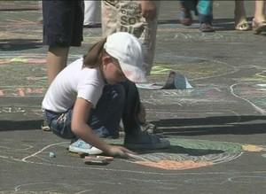 В день защиты детей ребенка можно будет развлечь на десятках городских мероприятий