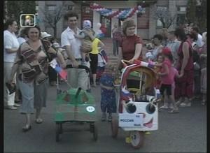 В Саяногорске пройдет парад детских колясок