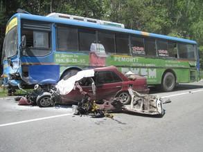 В ДТП на трассе Саяногорск - Черемушки погиб человек
