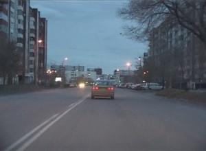 В Саяногорске пьяная барышня угнала машину своего нового знакомого