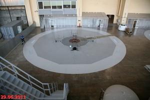 На Саяно-Шушенской ГЭС остановлен на ремонт еще один гидроагрегат