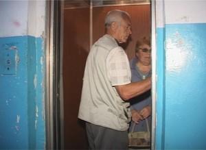 В Саяногорске остро встала лифтовая проблема