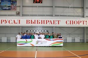 В Саяногорске стартовали ALимпийские игры