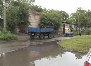 В Саяногорске городской туалет буквально взорвался из-за забитых труб