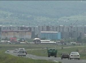 в Саяногорске вводится температурное ограничение движения по дорогам