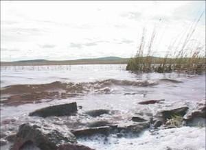 Утопшего саяногорца нашли на Красном озере