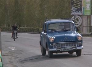 В Саяногорске очередное ДТП с участием мокика