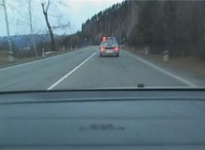 В Саяногорске девушки угнали машину у знакомых парней