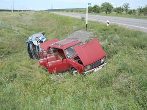 Накануне на трассе Абакан – Бея произошло серьезное ДТП