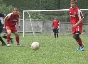 Футболисты «Ротора» доказывают непобедимость своей команды