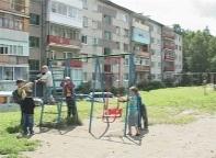 В Черемушках будут установлены новые детские площадки