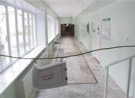 В поликлинике Черемушек начался ремонт